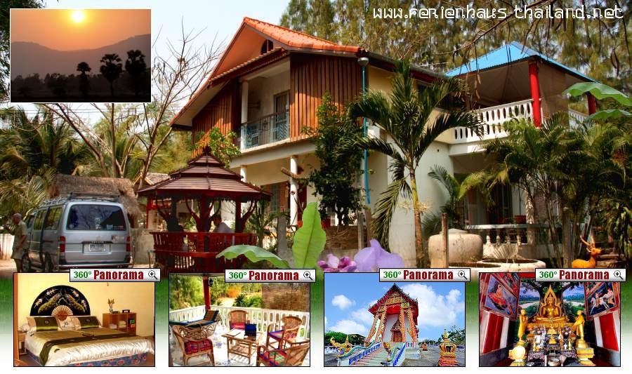 issan ferienhaus thailand unterkunft touren nordost. Black Bedroom Furniture Sets. Home Design Ideas